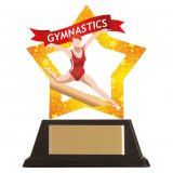 Female Mini Star Gymnastics Award 10CM 100MM - AC19669A
