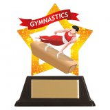 Male Mini Star Gymnastics Award 10CM 100MM - AC19670A
