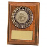 Donegal Walnut Shield 10CM 100MM- PL19511A