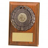 Donegal Walnut Shield 12.5CM 125MM- PL19511B
