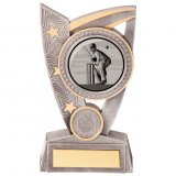 Triumph Cricket Series Trophy 15CM (150MM) - PL20424B
