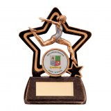 Female Little Star Gymnastics Award 10.5CM 105MM - RF1170A